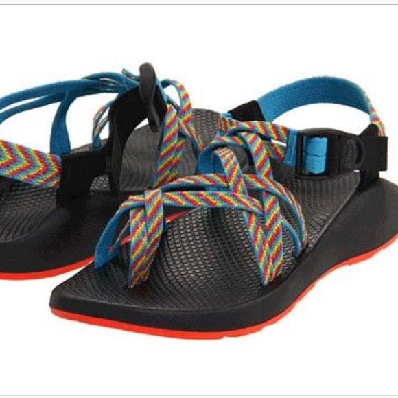 56320aaf9c2b Chaco Shoes - Rainbow Chacos